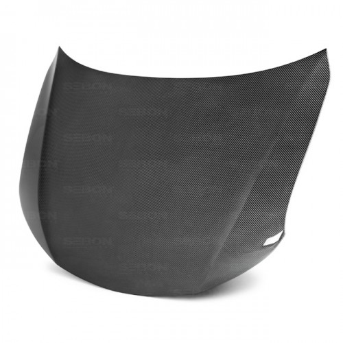 OEM-STYLE CARBON FIBRE BONNET FOR 2014-2016 SCION TC