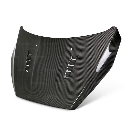 RS-STYLE CARBON FIBRE BONNET FOR 2015-2017 FORD FOCUS