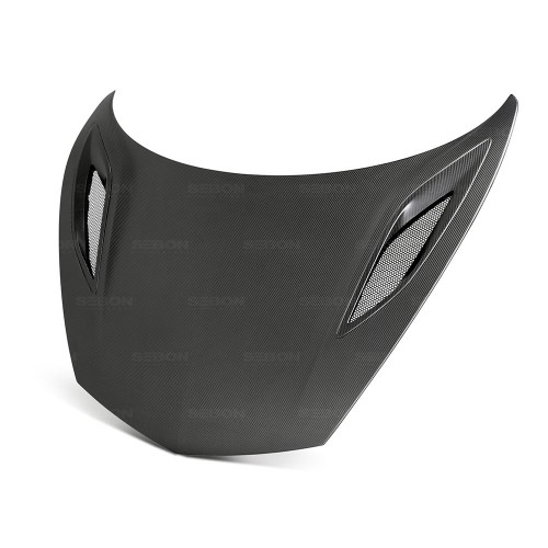 OEM-STYLE DRY CARBON BONNET FOR 2017-2018 ACURA NSX*