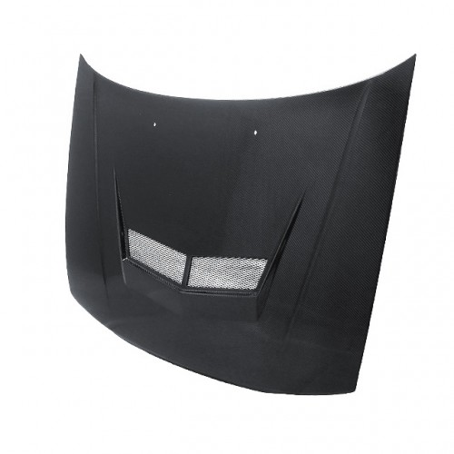VSII-STYLE CARBON FIBRE BONNET FOR 1990-1993 HONDA ACCORD