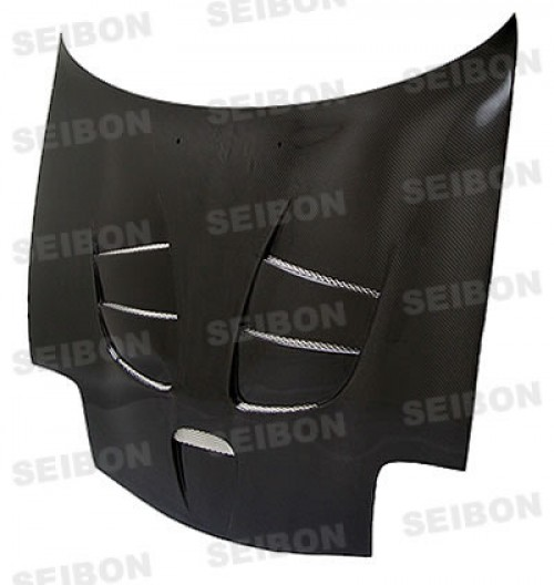 ST-STYLE CARBON FIBRE BONNET FOR 1993-2002 MAZDA RX-7