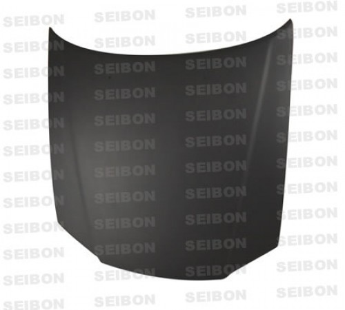 OEM-style DRY CARBON bonnet for 1999-2001 Nissan Skyline R34 GT-R..*ALL DRY CARBON PRODUCTS ARE MATTE FINISH!