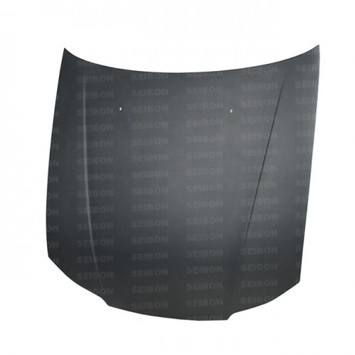 OEM-style DRY CARBON bonnet for 1999-2001 Nissan S15..*ALL DRY CARBON PRODUCTS ARE MATTE FINISH!