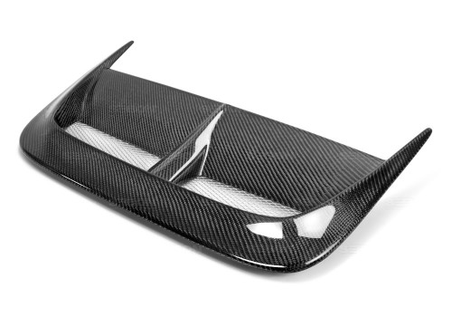 CW-STYLE CARBON FIBRE BONNET SCOOP FOR 2002-2003 SUBARU IMPREZA WRX