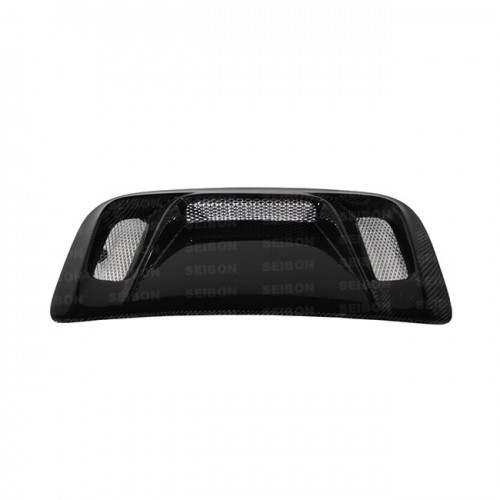 PD-STYLE CARBON FIBRE BONNET SCOOP FOR 2002-2003 SUBARU IMPREZA WRX