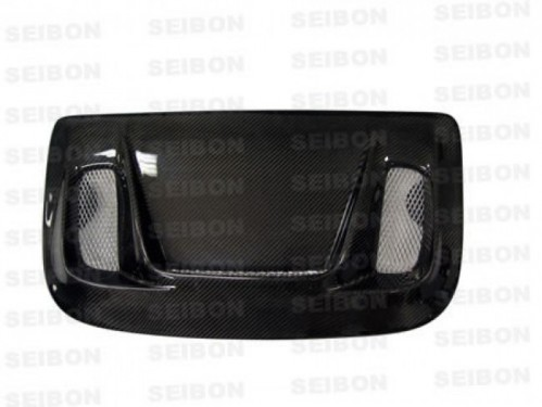 PD-STYLE CARBON FIBRE BONNET SCOOP FOR 1998-2001 SUBARU IMPREZA