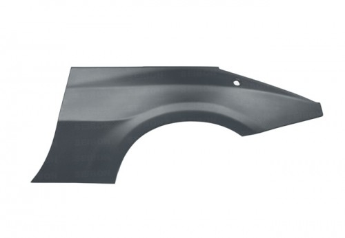 DRY CARBON rear wings for 2002-2008 Nissan 350Z (10mm Wider)..*ALL DRY CARBON PRODUCTS ARE MATTE FINISH! (pair)