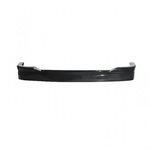 MG-Style Carbon fibre Rear Lip for 2007-2008 Honda Fit (Straight Weave)