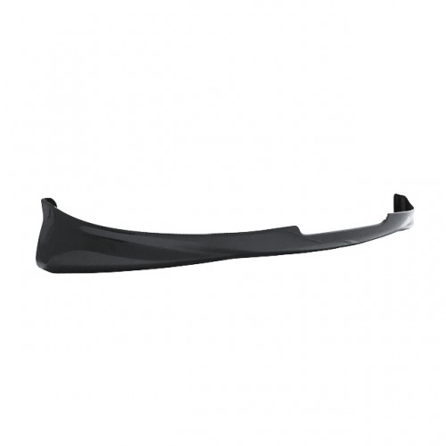 OEM-STYLE CARBON FIBRE REAR LIP FOR 2007-2011 TOYOTA YARIS - Straight Weave