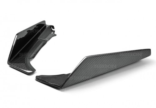 TP-Style Carbon fibre Rear Lip for 2014-2016 Lexus IS