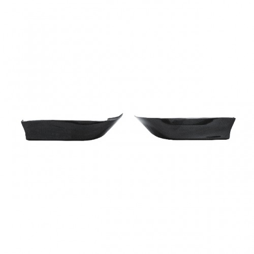 MG-Style Carbon fibre Rear Lip for 1997-2001 Honda Prelude (Straight Weave)