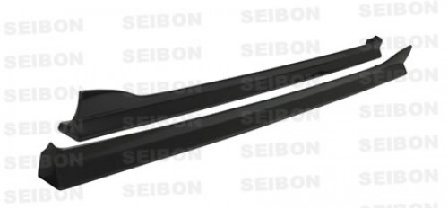 AE-style carbon fibre side skirts for 2004-2008 Mazda RX8