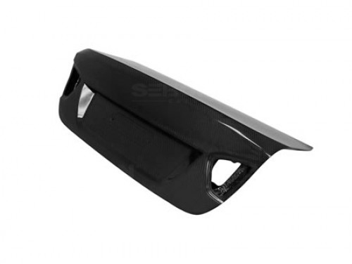 OEM-STYLE CARBON FIBRE BOOT LID FOR 2006-2008 BMW E90 3 SERIES / M3 SALOON