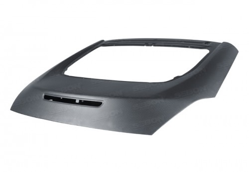 OEM-style DRY CARBON boot lid for 2009-2012 Nissan 370Z..*ALL DRY CARBON PRODUCTS ARE MATTE FINISH!