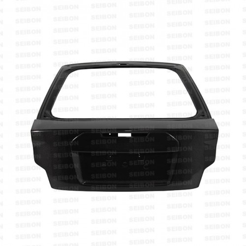 OEM-STYLE CARBON FIBRE BOOT LID FOR 2011-2016 SCION TC