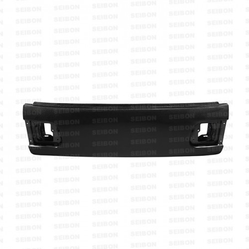S2-Style carbon fibre boot lid for 1992-1995 Honda Civic HB