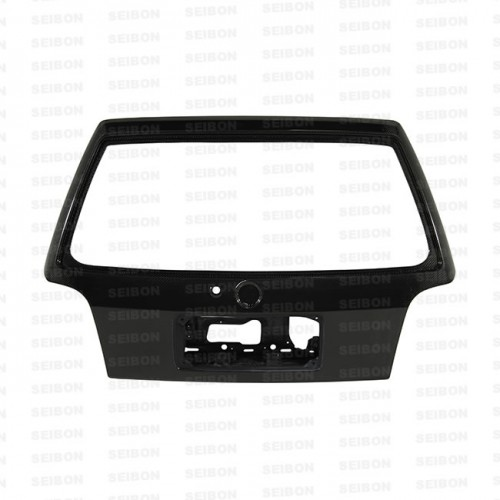 OEM-style carbon fibre boot lid for 1993-1998 Volkswagen Golf III