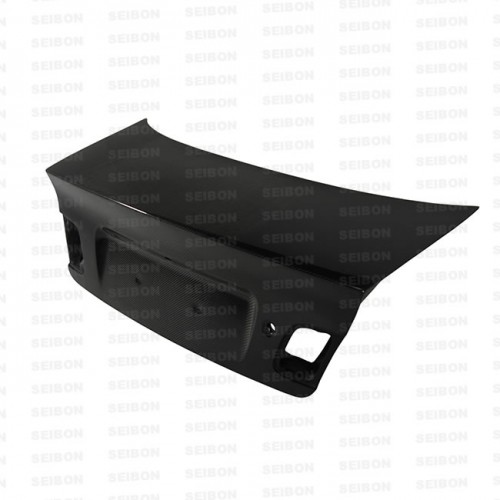 OEM-STYLE CARBON FIBRE BOOT LID FOR 1999-2005 BMW E46 3 SERIES SALOON