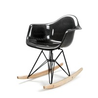 KID'S CARBON FIBRE ROCKING AR CHAIR