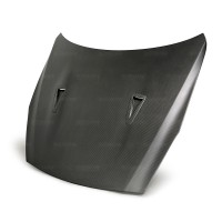 OEM-STYLE DRY CARBON BONNET FOR 2009-2016 NISSAN GT-R*
